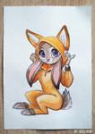 Judy Hopps by Scheadar