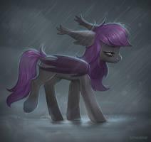 Rain. by Scheadar