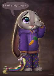 Little Judy by Scheadar