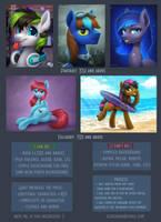 Pony pricelist by Scheadar