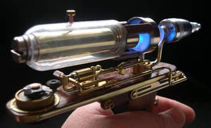 Victorian / Steampunk Star Trek Phaser by HSWatts