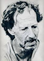 Werner Herzog by Zelfers