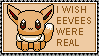 Stamp: Eevee real by Shineymagic