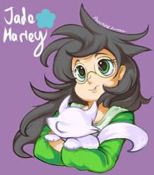 Jade 'n' Bec by Shineymagic
