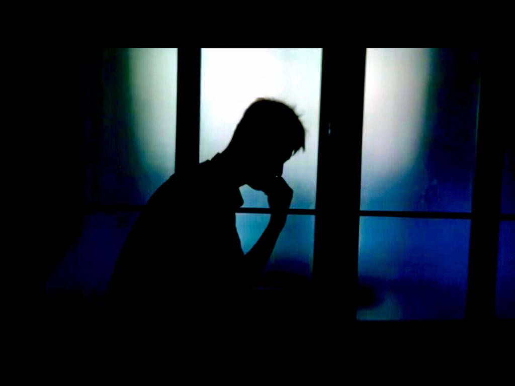 silhouette of myself by nicolas-7