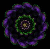 flower bowl... by FeliFee