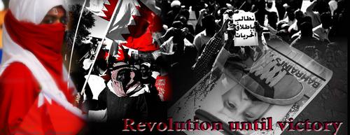 Revolution until victory by alkttab