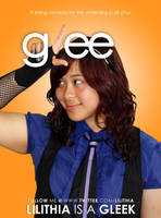 Glee poster for Lilithia by unikorn