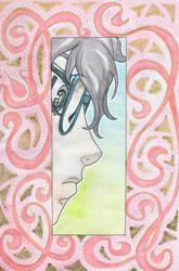 Persona 5 - pattern panel by unikorn