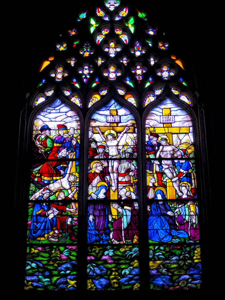 The Worlds of Stained Glass Windows.vol.6 by UncleLeland