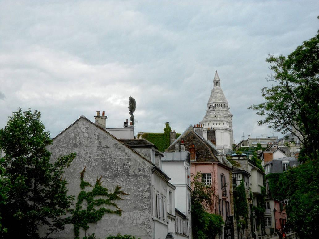Quiet Montmartre. vol.5. by UncleLeland