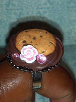 Chocolate Chip Cookie Ring by ninja2of8