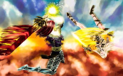 Guild Wars 2: Carey Vs Ship (PvE Gear) by Afflicted-Laughy