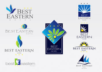 Best Eastern Hotel Logo by djac