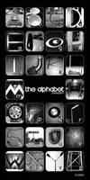 the alphabet by djac