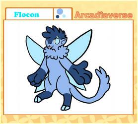 Flocon by TheBrushFox