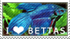 Betta Stamp by ShadowXEyenoom
