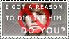 Dislike JB for a reason Stamp by ShadowXEyenoom