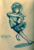 Chara by AcousticFox