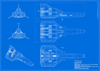 Blueprint Viper MK 1 by rockin-knight