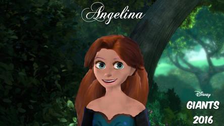 Angelina by AshleyGirlJava