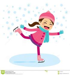 Falling-clipart-ice-skating-17 by AshleyGirlJava