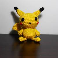 pikachu by su-ko-shi