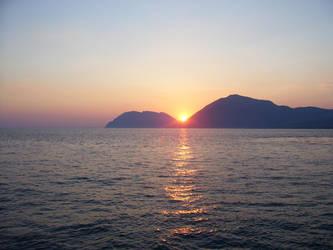 Sunset by ventrix24