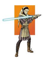 Twilek Jedi by soyivang