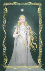 Galadriel by soyivang