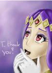 Thank you! by Ask-Lorulean-Hilda