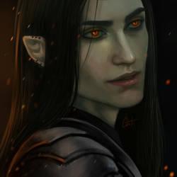 Sauron by CK0T