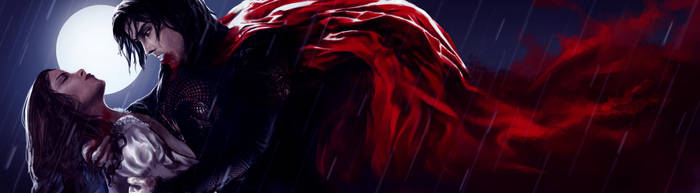 Tears in the storm-Dracula Untold by HaitianHallow