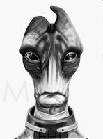 Mordin by Mydeus