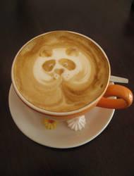 Panda by zamokzerkal