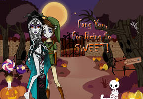 Halloween Card by Shadow-People