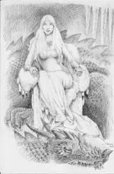 Pale Woman by sherwin-prague