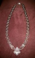 Helm Chain Maille Necklace by Batalha-Enterprises