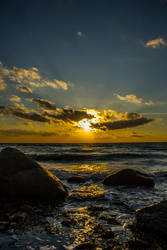 Sunset by SorenHviid