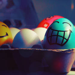 easter eggs by bailey--elizabeth