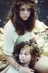 wake the angels by bailey--elizabeth
