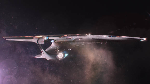 USS Pioneer by supersampled