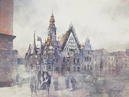 Winter in Wroclaw by your-confusion