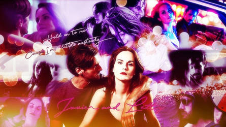 Good Behavior - Javier and Letty by joey-artworks