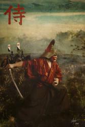The Samurai by Alegion