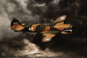 Tiger of the Sky by Alegion