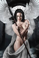 Athena Angel by Alegion