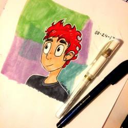 New Sketchbook by Seaninmate
