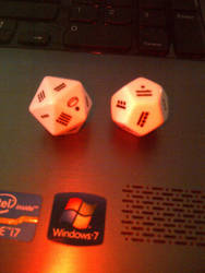 Mayan Number dice 2 by RazaDecon