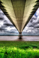 Concrete Over Water by taffmeister